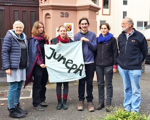Prozess gegen Anti-Atomwaffen-Aktivisten vor dem Landgericht Cochem