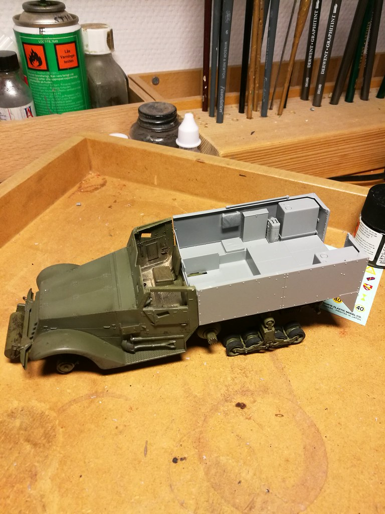 M3 75mm GMC Dragon 37525445192_9642bfb621_b