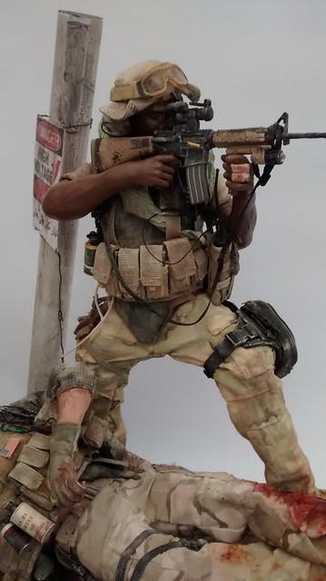 """""""Cover me Bro...!!!"""" US Green Berets in Iraq 2003 37540709760_a4df170741_z"""