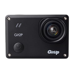 GitUp Git2P 2160P WiFi Action Camera 90 Degree Lens FOV Support Remote control (1125408) #Banggood