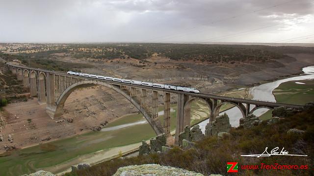 Viaducto y la sequía