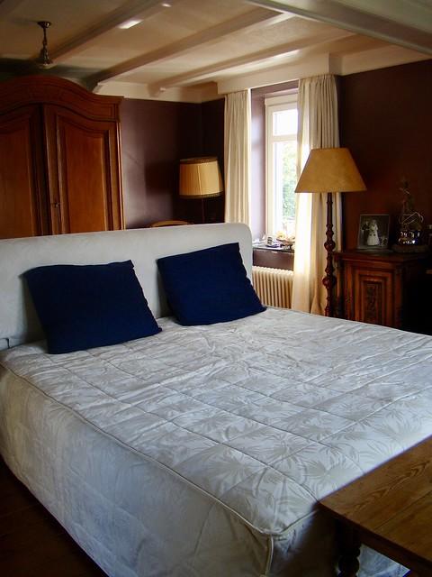 Slaapkamer antiek brocante