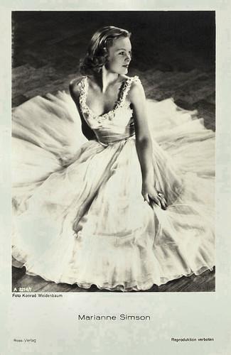 Marianne Simson