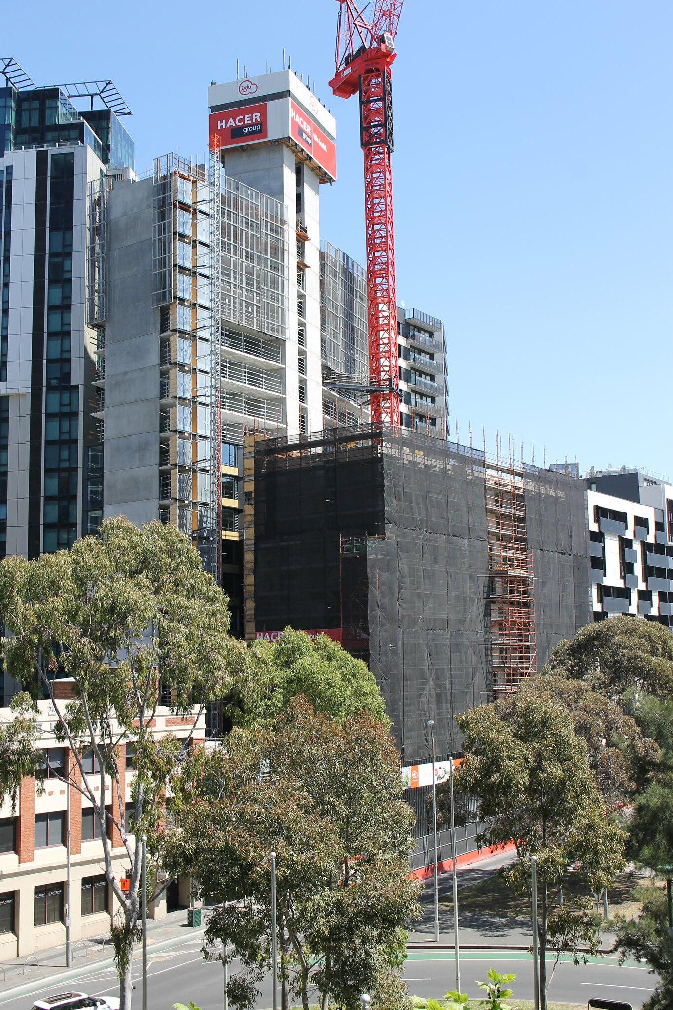 MELBOURNE | 229 Franklin Street | 24L | Student Accommodation