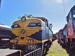 L1150 - Newport Railway Museum – 14.10.17
