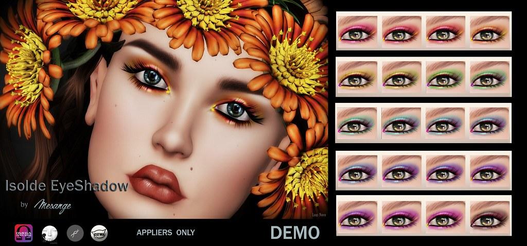 MESANGE – Isolde EyeShadow