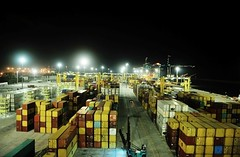 Togo . 2012 . Lome Container Port
