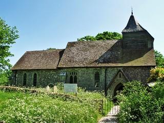 St Peter, Folkington