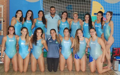 Club Waterpolo Dos Hermanas femenino