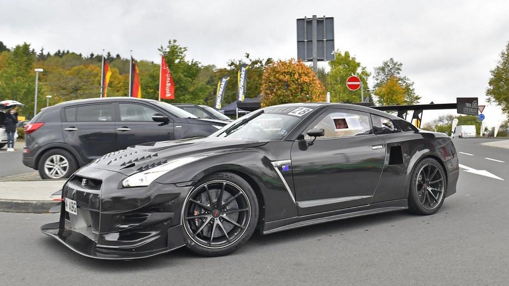 Litchfield-Nissan-GT-R-Nurburgring-23