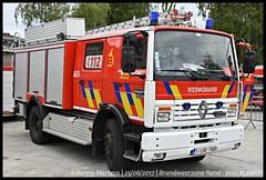 Brandweerzone Rand - post Kontich - Halfzware autopomp