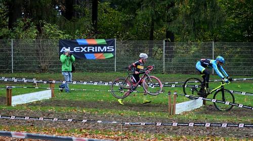 Cyclo-cross in Radevormwald