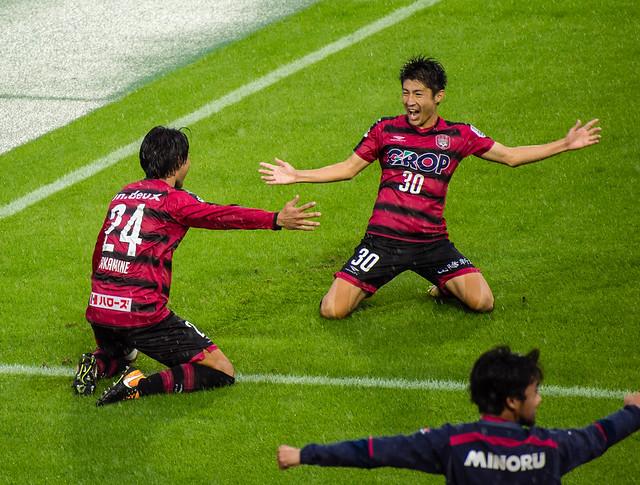 2017.10.22: Fagiano Okayama  2-1  Thespakusatsu Gunma