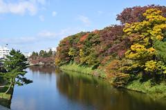 Autumn in Aizu-Wakamatsu