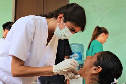 Llevan servicios de odontología a comunidades yucatecas
