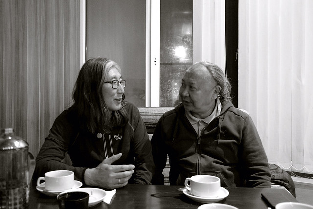 Talking to Vladimir Karuev, Elista