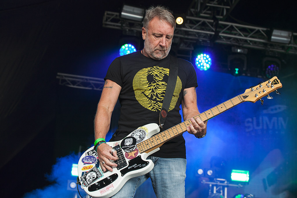 Peter Hook & The Light @ Beyond The Tracks Festival 1