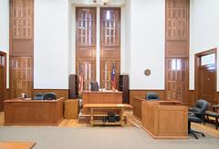 Courtroom,Wharton County Courthouse, Wharton, Texas 1710191332