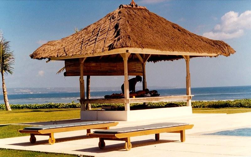 Bali Indonesia friends luxury home