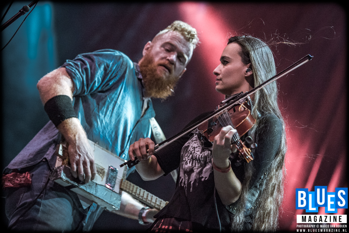 Ben Miller Band @ Ramblin Roots Festival 2017