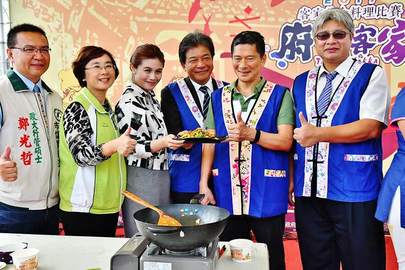 台南府味客家料理比賽37