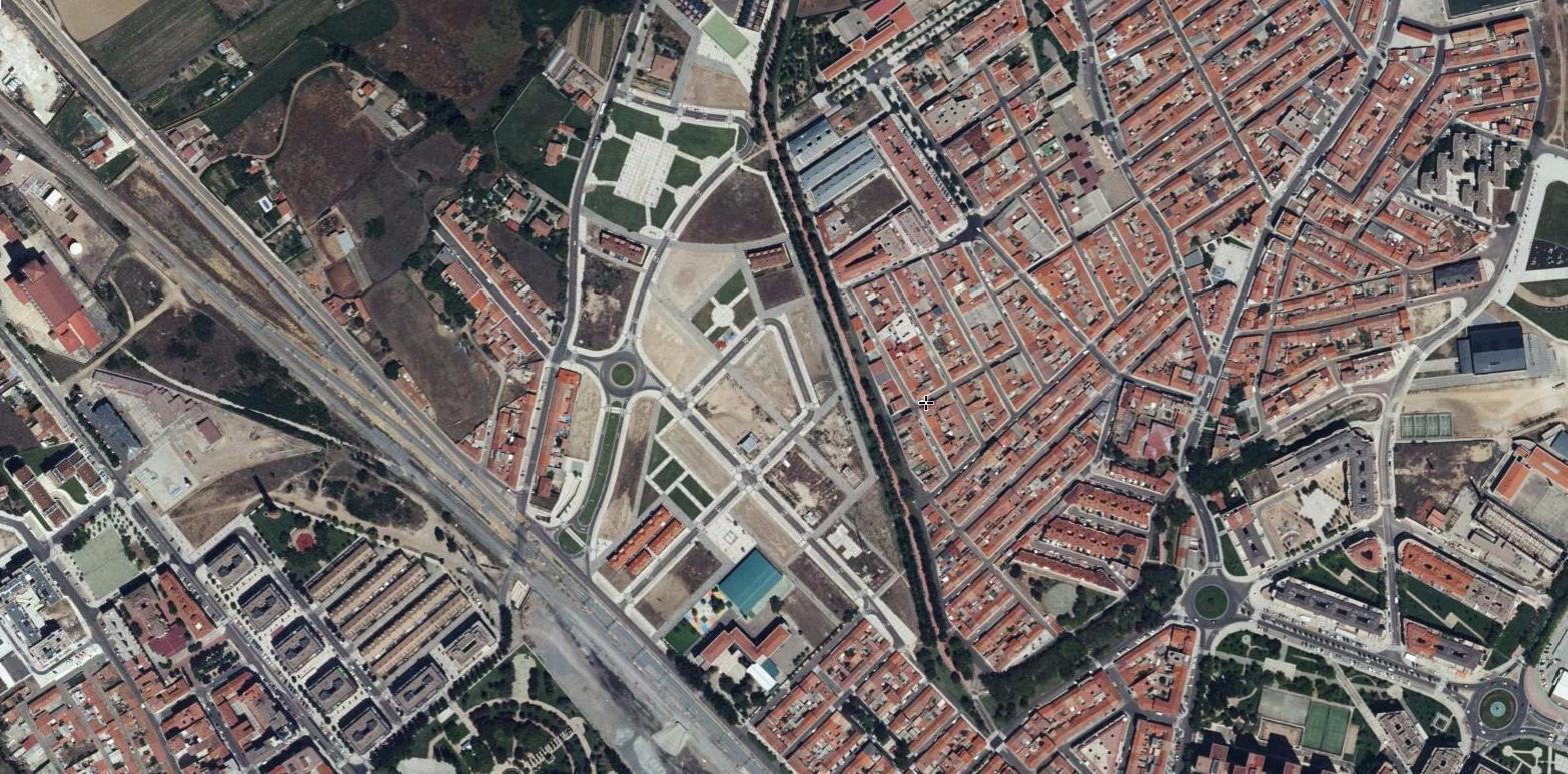 palencia, preciosa, después, urbanismo, planeamiento, urbano, desastre, urbanístico, construcción, rotondas, carretera