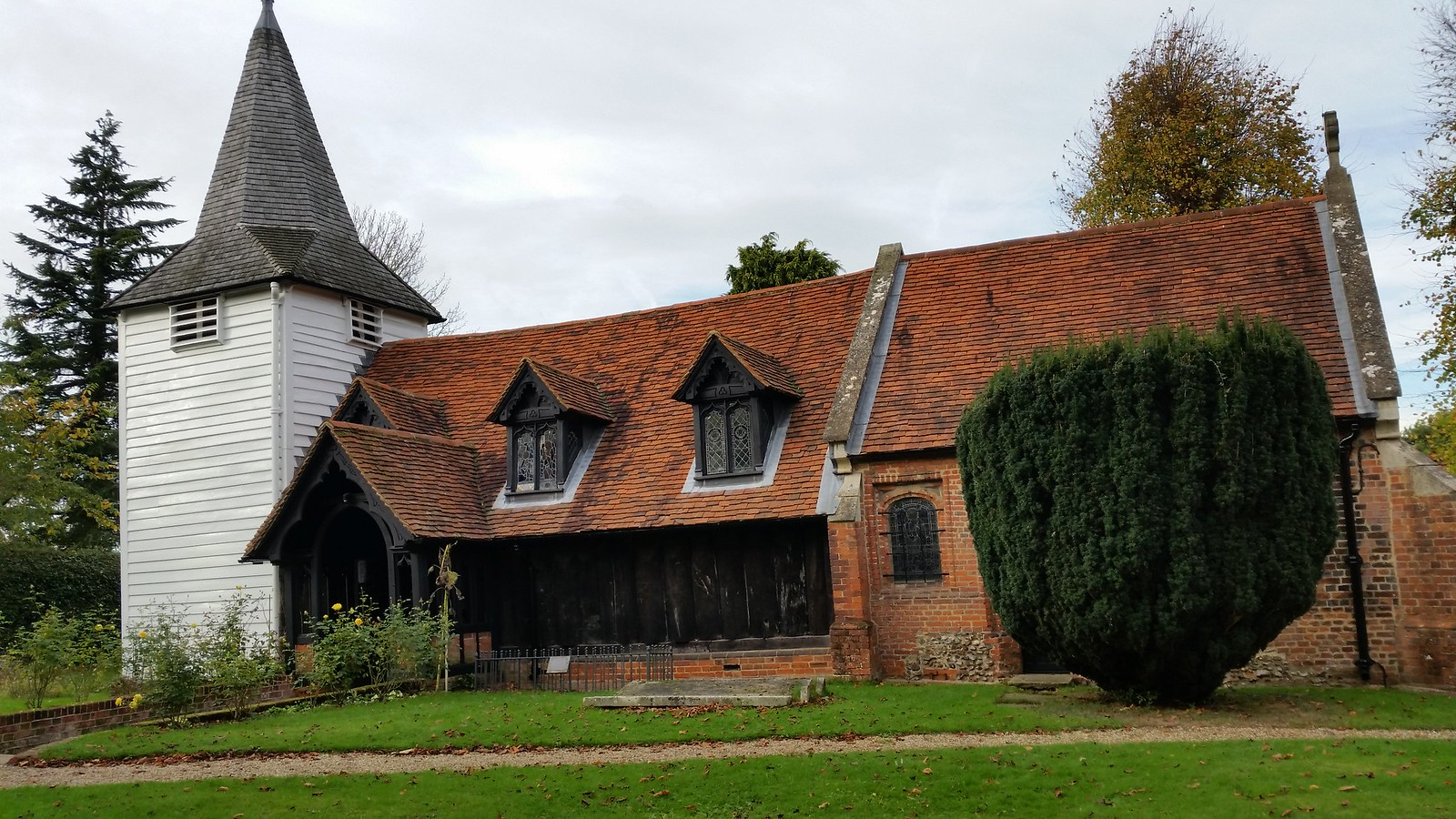 St Andrews Church Greensted, Chipping Ongar