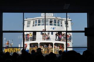 Barca em Paqueta