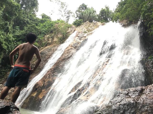 ナムアンの滝1!