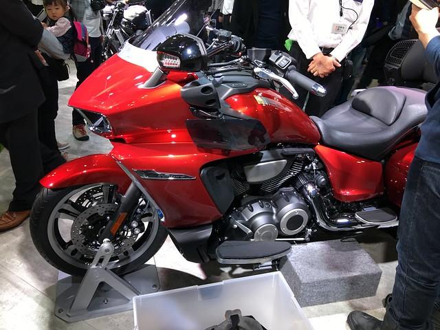 東京モーターショー2017 ヤマハ発動機