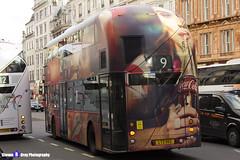 Wrightbus NRM NBFL - LTZ 1152 - LT152 - Coca-Cola - Aldwych 9 - RATP Group - London 2016 - Steven Gray - IMG_9541