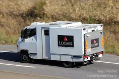 Loomis | Mercedes Vario 816D