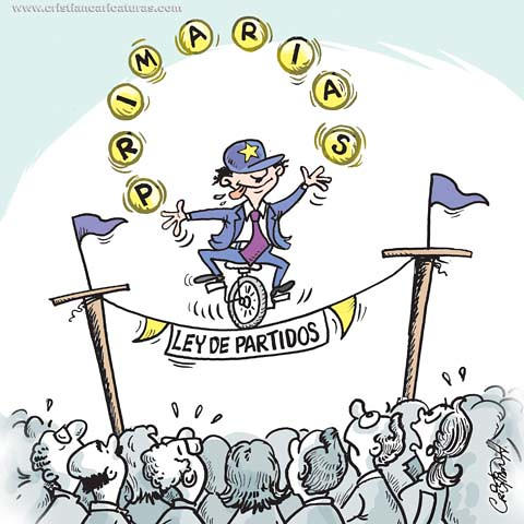 PRIMARIAS partidos