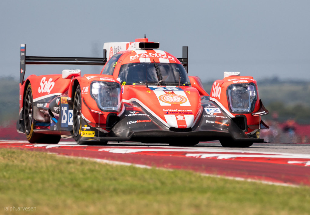 Spirit of Le Mans FIA World Endurance Championship