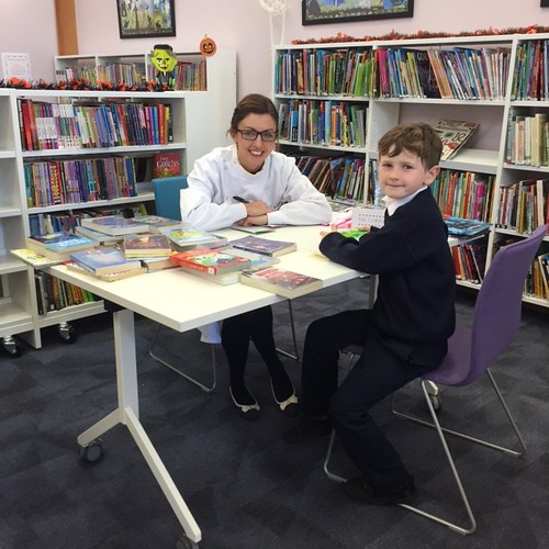 Moate Library's Book Clinic