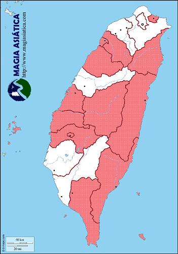 Provincia de Taiwan ROC