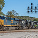 RailfanTerry posted a photo:	Nice mix of power on NS Train 180 as they depart Burnside