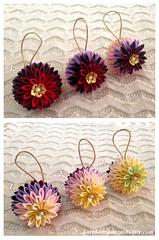 Little Tsumami Christmas Ornaments