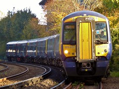 375611 and 375 number 817 Hastings to Charring Cross 1H72