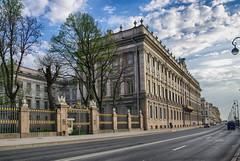 Marble Palace, Saint-Petersburg