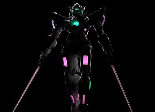 Perfect Grade 1/60 Gundam Exia