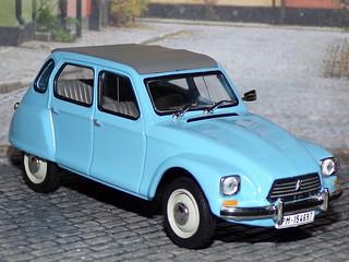Citroën Dyane - 1970 - Altaya