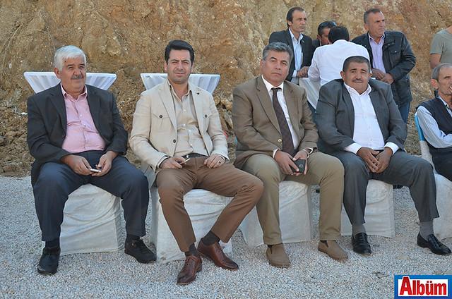 Nazmi Uyar, Refik Özdemir, Mevlüt Kodal, Mustafa Bacıoğlu