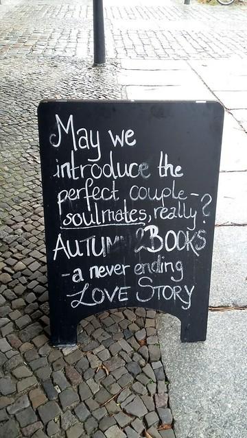 Autumn books