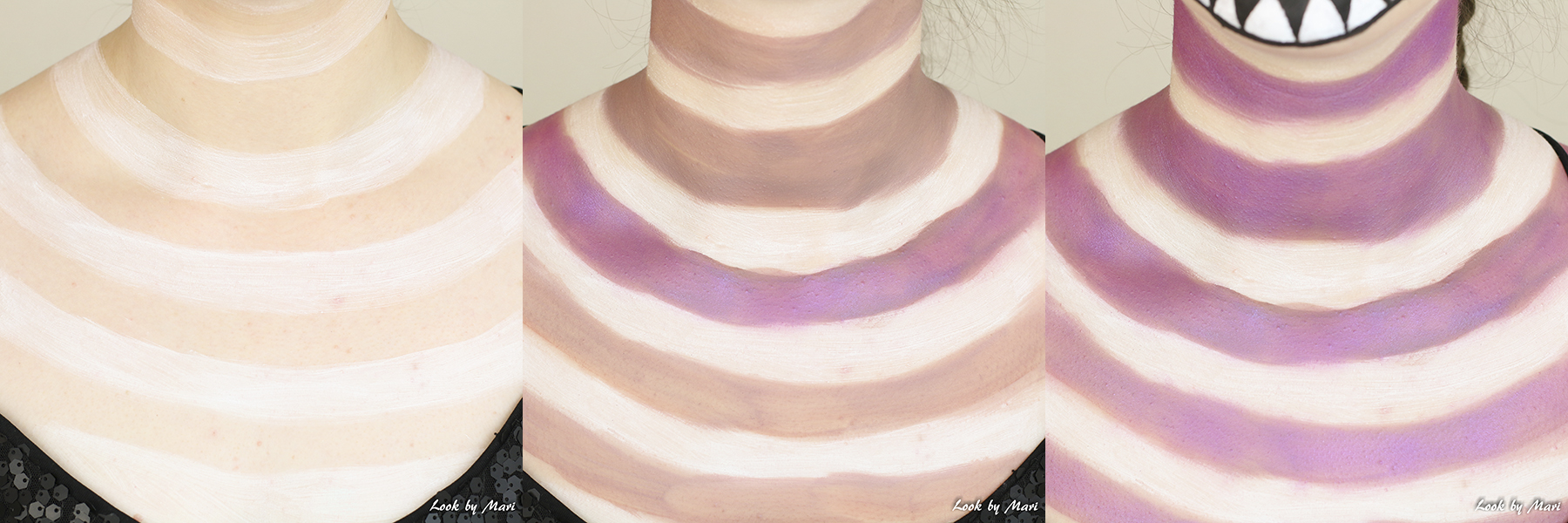 10 cat stripes tutorial how to colorful makeup
