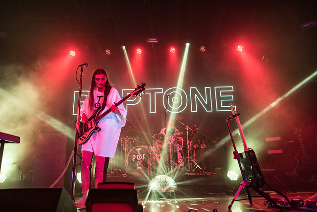 Poptone @ Cloak and Dagger Festival, Los Angeles, CA 10/21/2017