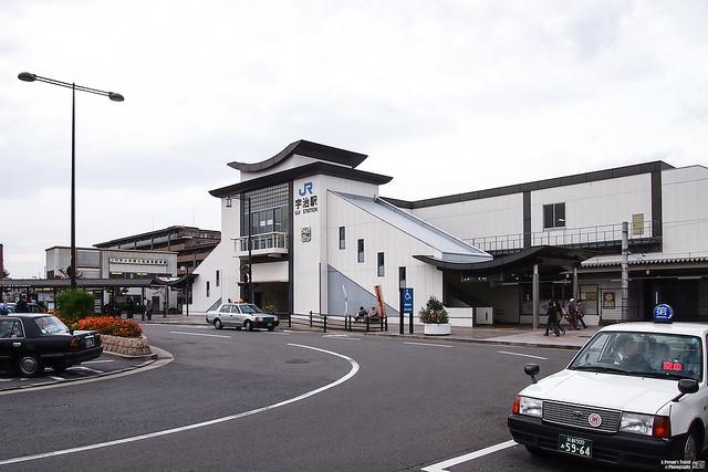 JR宇治站