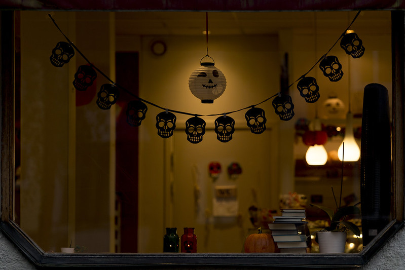 The Haunted Cafe