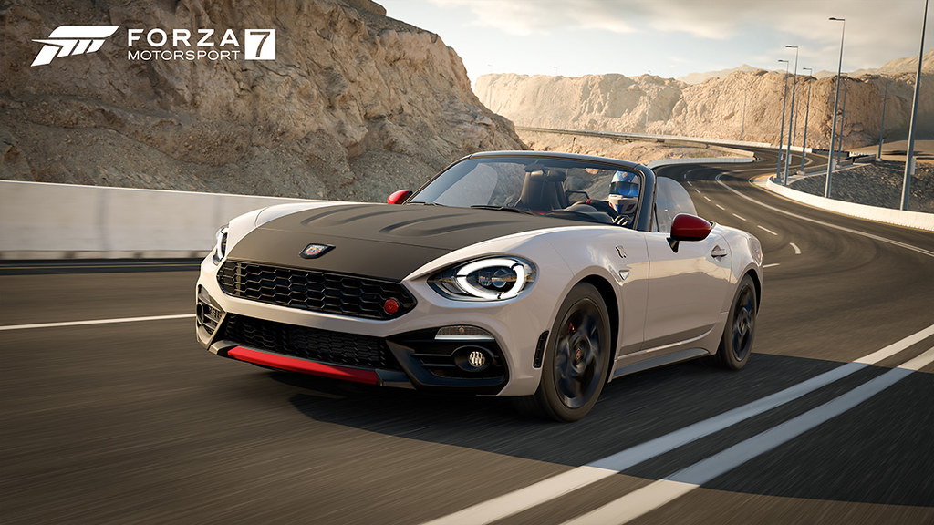 Forza-Motorsport-7-2017-Abarth-124-Spider