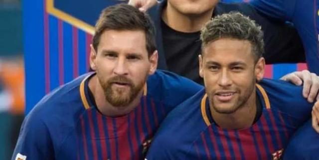 Lionel Messi Masih Kesal Neymar ke PSG